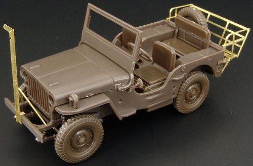 Hauler Models 1//87 TOOLS Photo Etch Set